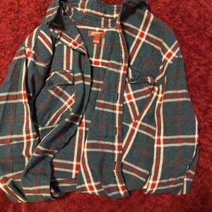 Men's L flannel